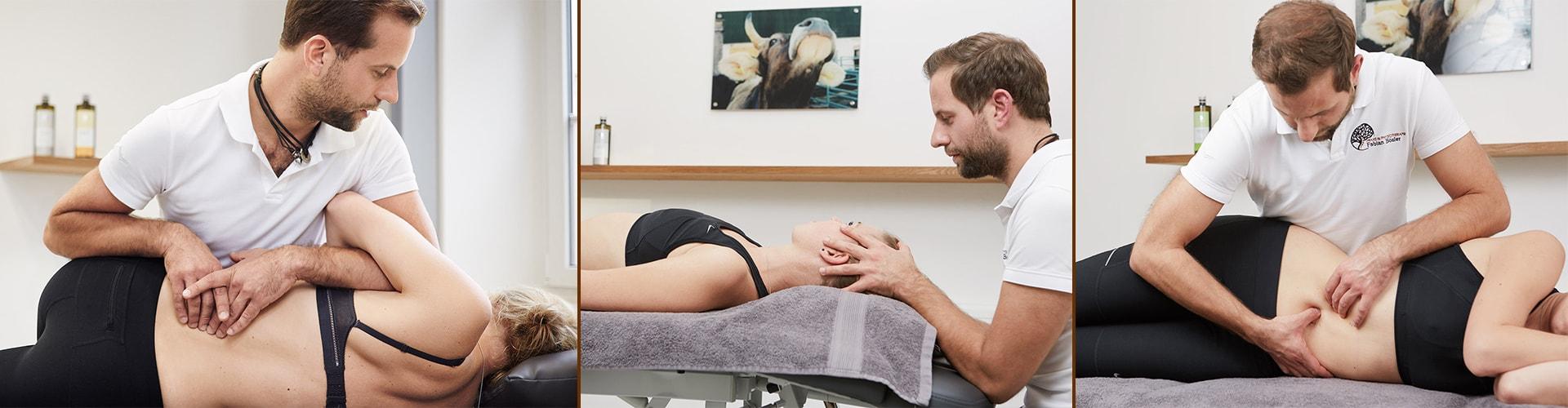 Osteopathie Behandlung Untermeitingen und Lechfeld